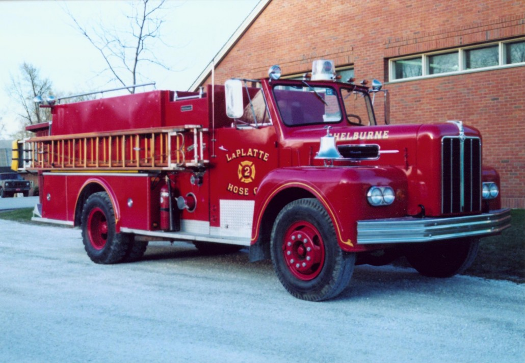 History – Shelburne Volunteer Fire Department