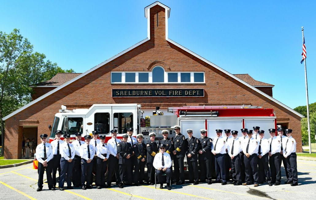 Shelburne Volunteer Fire Department – Proudly serving the people of
