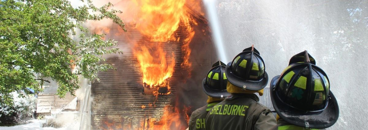 Exterior Fire Attack